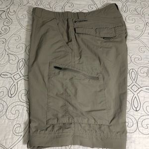 Men's Columbia Omni Shade Sun Protection Shorts